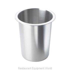 Cal-Mil Plastics 1017-SOLID Flatware Cylinder