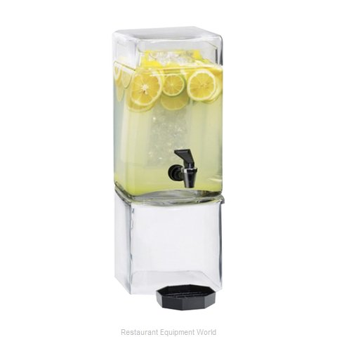 Cal-Mil Plastics 1112-1 Beverage Dispenser Non-Insulated (Magnified)