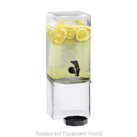 Cal-Mil Plastics 1112-1A Beverage Dispenser, Non-Insulated