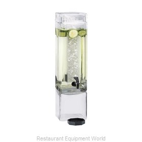 Cal-Mil Plastics 1112-3A Beverage Dispenser, Non-Insulated