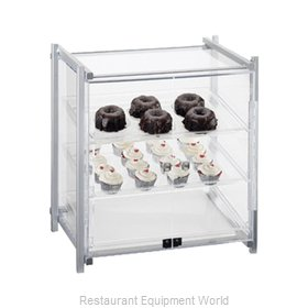 Cal-Mil Plastics 1143-S-74 Display Case Pastry Countertop Clear