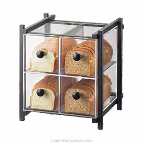 Cal-Mil Plastics 1146-13 Display Case Pastry Countertop Clear