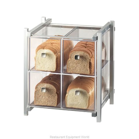 Cal-Mil Plastics 1146-74 Display Case, Pastry, Countertop (Clear)