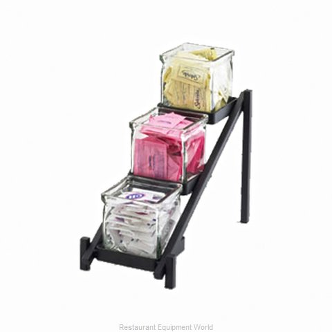 Cal-Mil Plastics 1149-13 Condiment Caddy Tabletop Rack