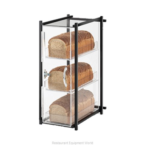 Cal-Mil Plastics 1155-13 Display Case, Pastry, Countertop (Clear)