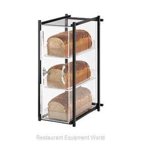 Cal-Mil Plastics 1155-74 Display Case, Pastry, Countertop (Clear)