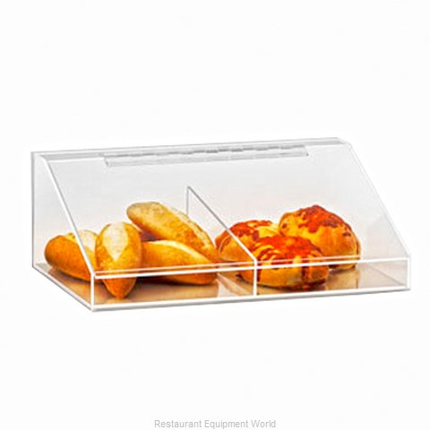 Cal-Mil Plastics 1201 Display Case, Pastry, Countertop (Clear)