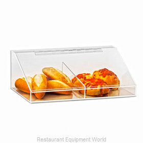 Cal-Mil Plastics 1201 Display Case Pastry Countertop Clear