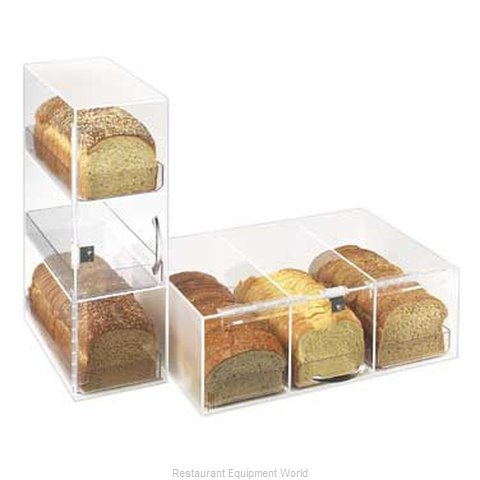 Cal-Mil Plastics 1204-12 Display Case, Pastry, Countertop (Clear)