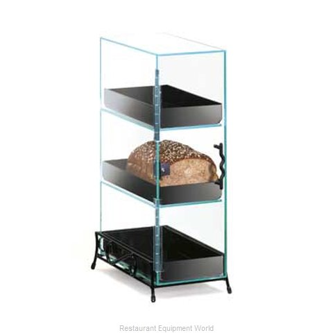 Cal-Mil Plastics 1204-13 Display Case, Pastry, Countertop (Clear)