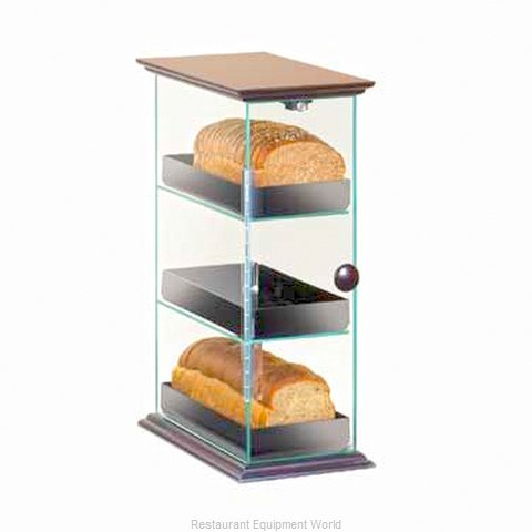 Cal-Mil Plastics 1204-52 Display Case Pastry Countertop Clear