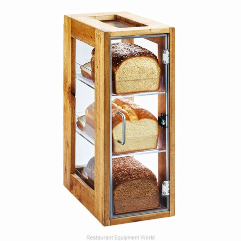 Cal-Mil Plastics 1204-99 Display Case, Pastry, Countertop (Clear)