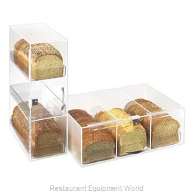 Cal-Mil Plastics 1204 Display Case Pastry Countertop Clear