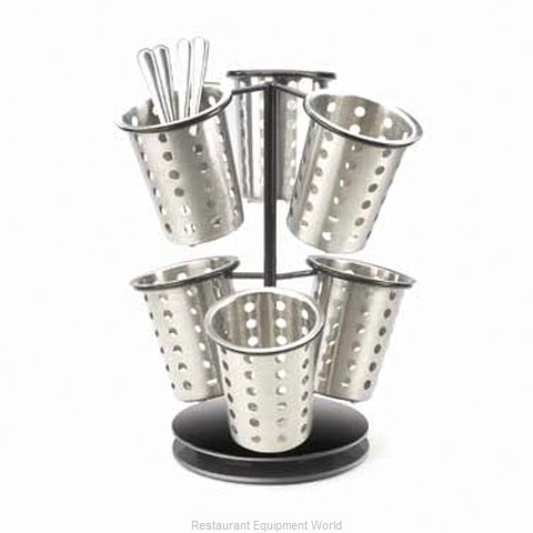 Cal-Mil Plastics 1227-13 Flatware Silverware Holder Dispenser