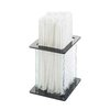 Cal-Mil Plastics 1228-4 Straw Dispenser