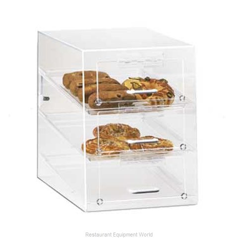 Cal-Mil Plastics 124 Display Case Pastry Countertop Clear