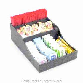 Cal-Mil Plastics 1259 Condiment Caddy, Countertop Organizer