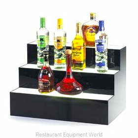 Cal-Mil Plastics 1269 Liquor Bottle Display Countertop
