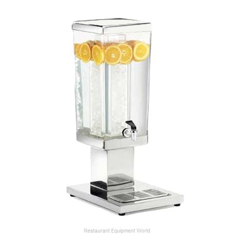 Cal-Mil Plastics 1282-3A Beverage Dispenser Non-Insulated (Magnified)
