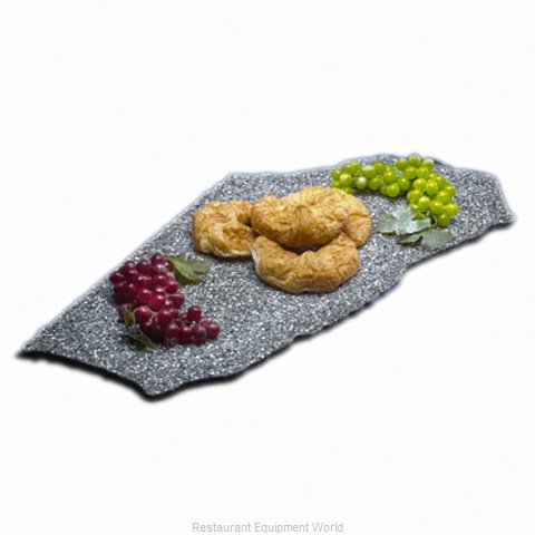 Cal-Mil Plastics 129-31 Buffet Display Stone
