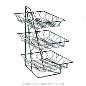 Cal-Mil Plastics 1293-3 Display Stand, Basket