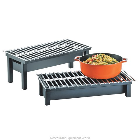 Cal-Mil Plastics 1348-22-13 Grill Stove, Tabletop (Magnified)