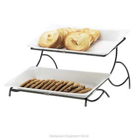 Cal-Mil Plastics 1405-15 Tiered Display Server Stand