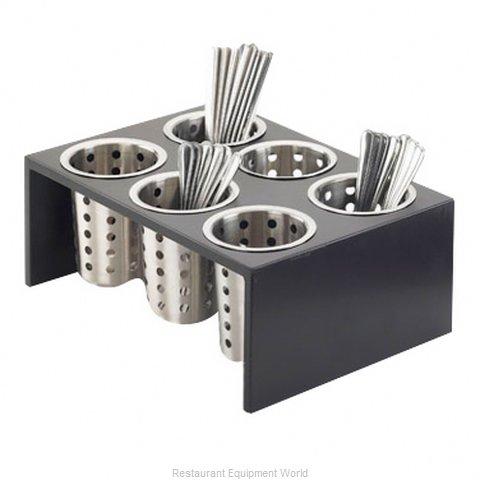 Cal-Mil Plastics 1425-6-96 Flatware Holder