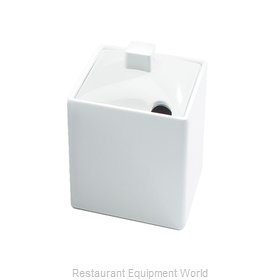 Cal-Mil Plastics 1432-15N Storage Jar / Ingredient Canister, Plastic