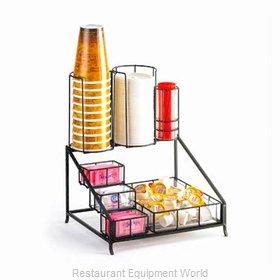 Cal-Mil Plastics 1453 Condiment Caddy, Countertop Organizer