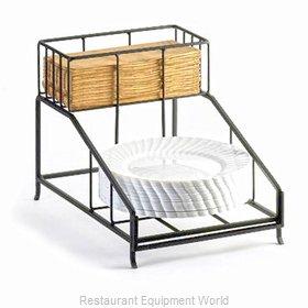 Cal-Mil Plastics 1455 Plate Rack