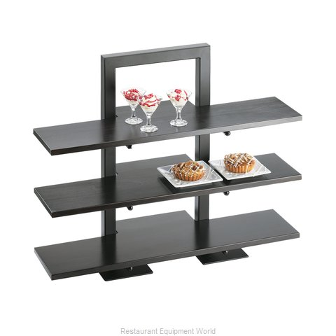 Cal-Mil Plastics 1464-13 Display Stand, Tiered