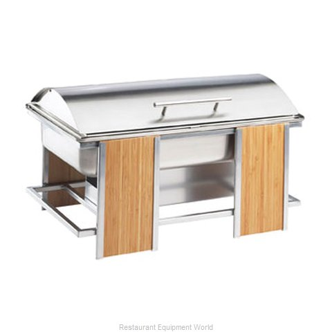 Cal-Mil Plastics 1473 Chafing Dish (Magnified)