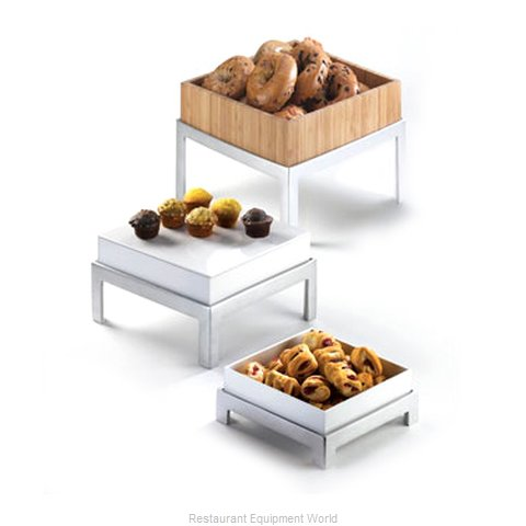 Cal-Mil Plastics 1477-12-15 Decorative Display Shelf Tray