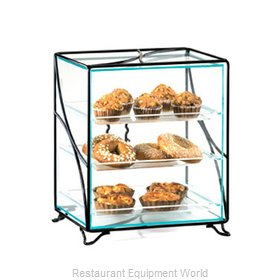 Cal-Mil Plastics 1501-13 Display Case Pastry Countertop Clear