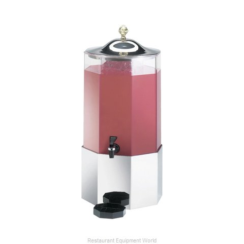 Cal-Mil Plastics 152-SS Beverage Dispenser Non-Insulated (Magnified)