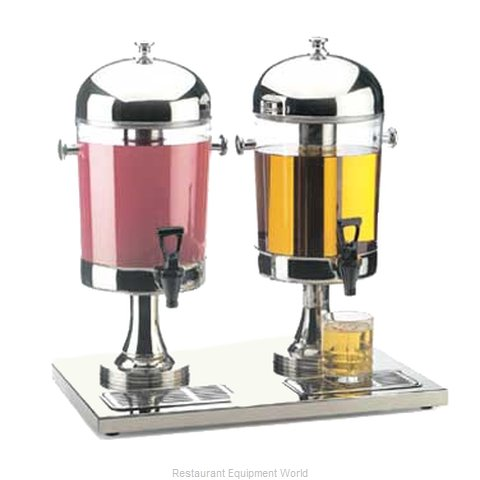 Cal-Mil Plastics 155 Beverage Dispenser Non-Insulated
