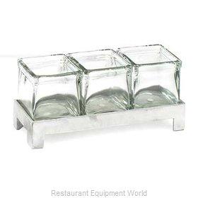 Cal-Mil Plastics 1560-2 Condiment Caddy, Countertop Organizer