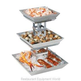 Cal-Mil Plastics 1563-3 Display Stand, Tiered