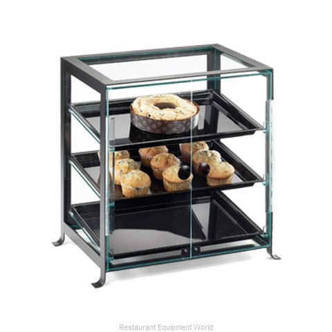 Cal-Mil Plastics 1574-13 Display Case Pastry Countertop Clear