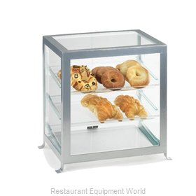 Cal-Mil Plastics 1574-S-74 Display Case, Pastry, Countertop (Clear)