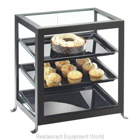 Cal-Mil Plastics 1575-13 Display Case, Pastry, Countertop (Clear)