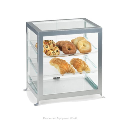 Cal-Mil Plastics 1575-S-74 Display Case Pastry Countertop Clear