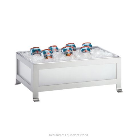 Cal-Mil Plastics 1582-12-33 Ice Display Beverage Pan Housing