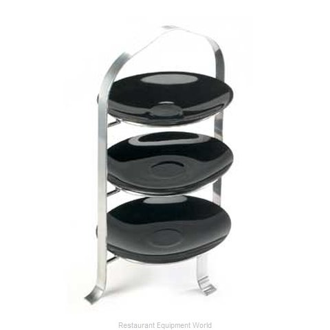 Cal-Mil Plastics 1585-12-74 Tiered Display Server Stand