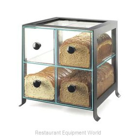 Cal-Mil Plastics 1586-13 Display Case, Pastry, Countertop (Clear)