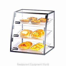 Cal-Mil Plastics 1708-1318 Display Case Pastry Countertop Clear