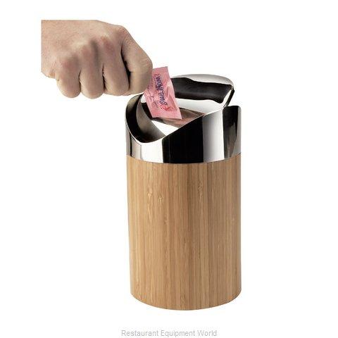 Cal-Mil Plastics 1717-60 Trash Receptacle, Countertop