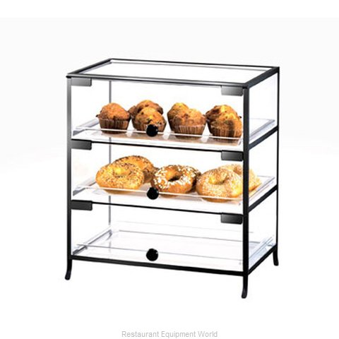 Cal-Mil Plastics 1735-1014 Display Case Pastry Countertop Clear