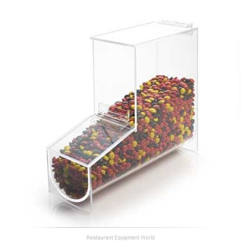 Cal-Mil Plastics 1737 Dispenser Candy (Magnified)